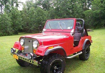 1980 Jeep CJ-5 for sale 100901229
