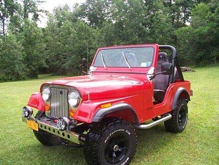 1980 Jeep CJ-5 for sale 100912391