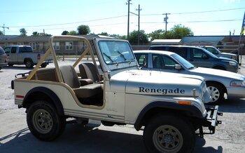 1980 Jeep CJ-5 for sale 100923383