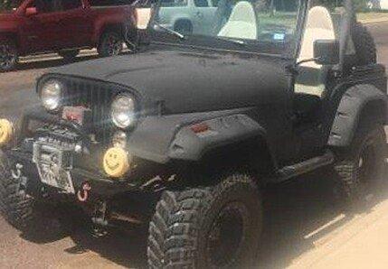 1980 Jeep CJ-5 for sale 100929092