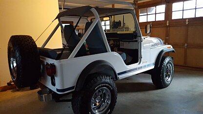 1980 Jeep CJ-5 for sale 100983855