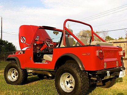 1980 Jeep CJ-7 for sale 100771164