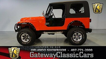 1980 Jeep CJ-7 for sale 100774357