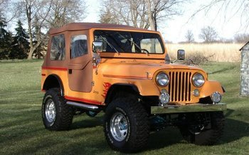 1980 Jeep CJ-7 for sale 100775145