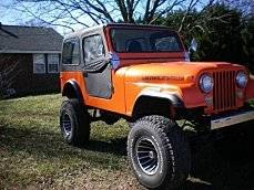 1980 Jeep CJ-7 for sale 100827095