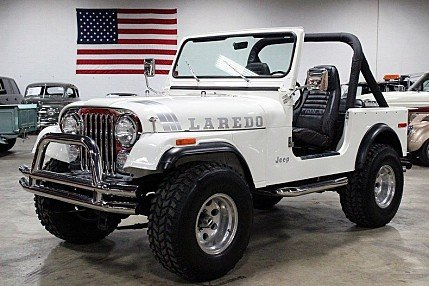 1980 Jeep CJ-7 for sale 100851299