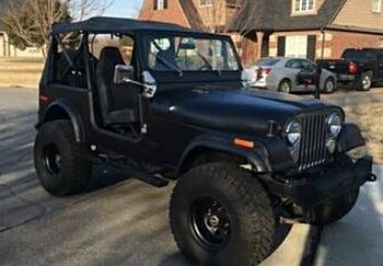 1980 Jeep CJ-7 for sale 100792096