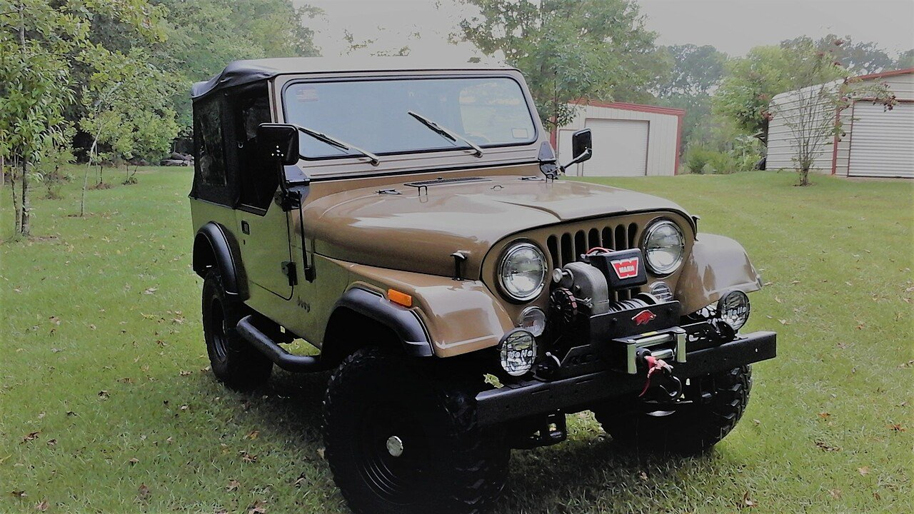 1980 Jeep CJ-7 for sale 100997799