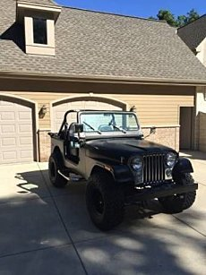 1980 Jeep CJ-7 for sale 100836537