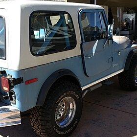1980 Jeep CJ-7 for sale 100871339