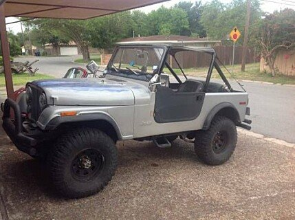 1980 Jeep CJ-7 for sale 100882125