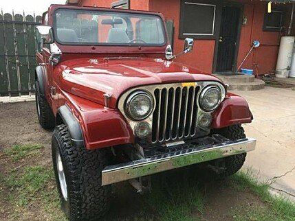 1980 Jeep CJ-7 for sale 100966586