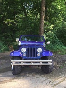 1980 Jeep CJ-7 for sale 100999138
