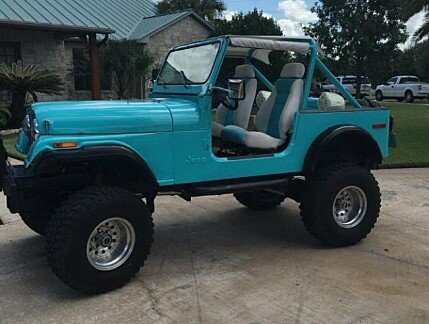 1980 Jeep CJ-7 for sale 101009425