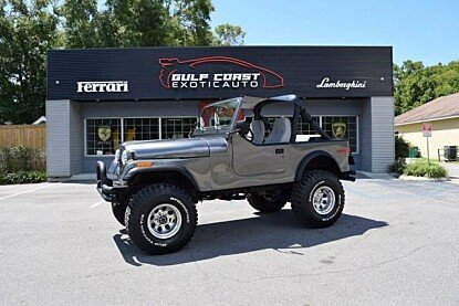 1980 Jeep CJ-7 for sale 101013423