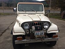 1980 Jeep CJ-7 for sale 101016338