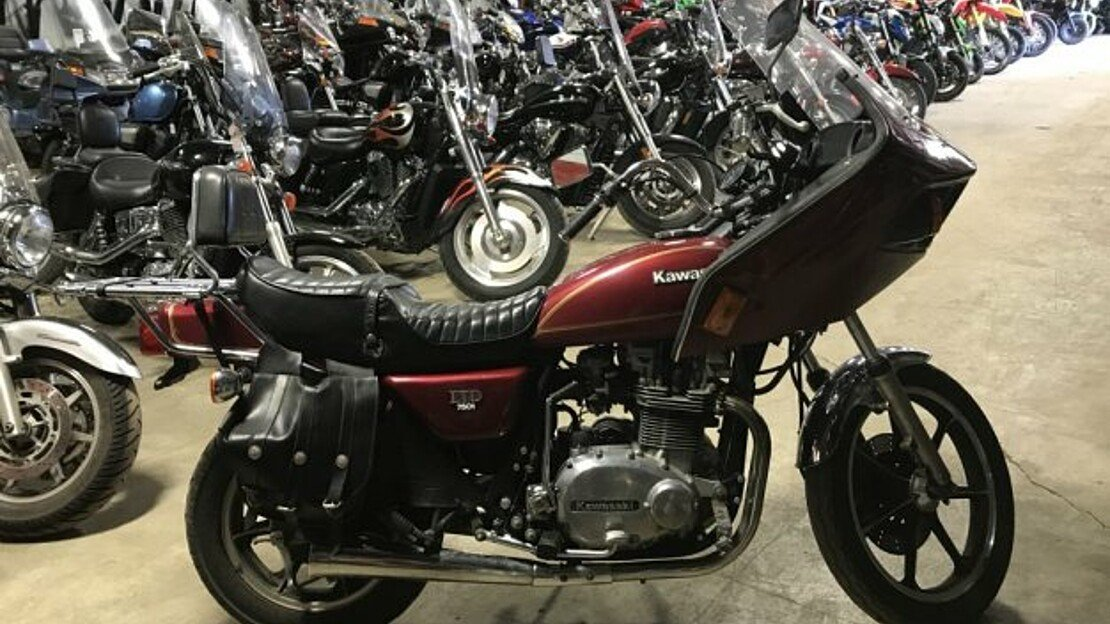 1980 Kawasaki KZ750 for sale 200518241