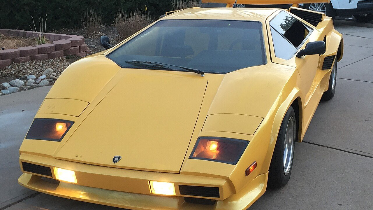 sale lamborghini countach run car by for magazine news cannonball cannonballrun