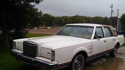 1980 Lincoln Continental for sale 100827103
