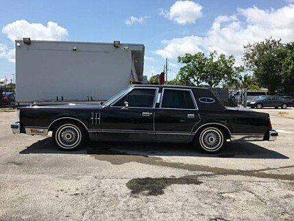 1980 Lincoln Continental for sale 100827220