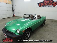 1980 MG MGB for sale 100742352
