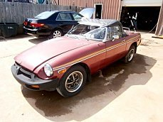 1980 MG MGB for sale 100749599