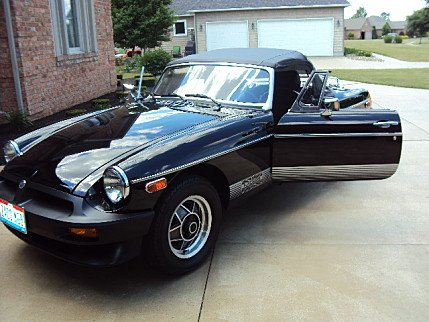 1980 MG MGB for sale 100771123