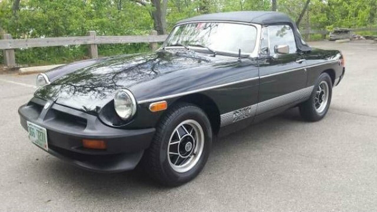 1980 MG MGB for sale 100892482