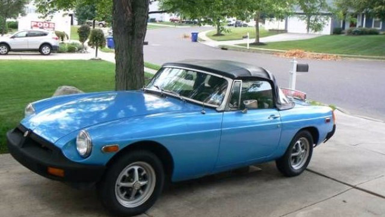 1980 MG MGB for sale 100900311