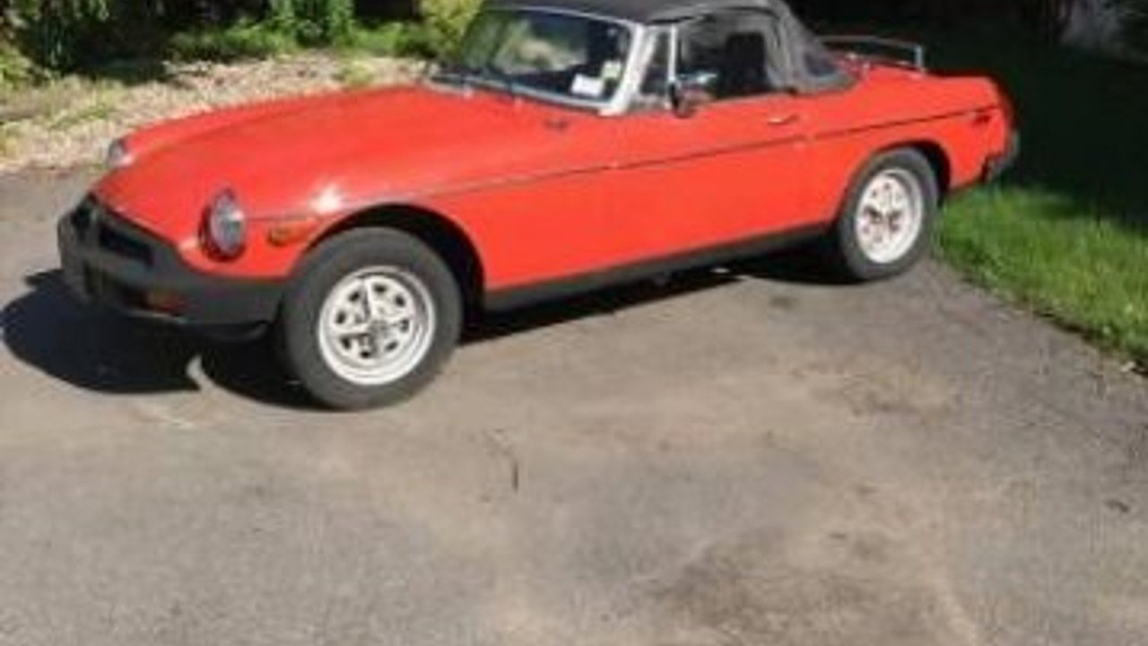 1980 MG MGB for sale 100904303