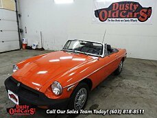 1980 MG MGB for sale 100731623