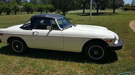 1980 MG MGB for sale 100827124