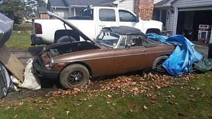 1980 MG MGB for sale 100827143