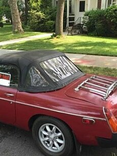 1980 MG MGB for sale 100827155