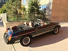 1980 MG MGB for sale 100827533