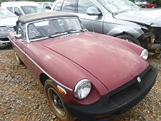 1980 MG MGB for sale 100867407
