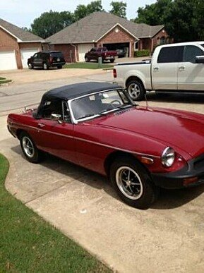 1980 MG MGB for sale 100868686