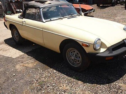 1980 MG MGB for sale 100881136