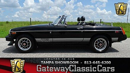 1980 MG MGB for sale 100905641