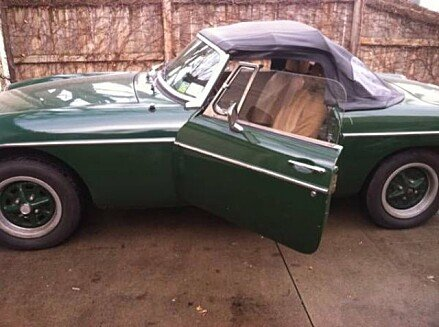 1980 MG MGB for sale 100906833