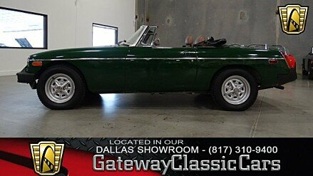 1980 MG MGB for sale 100921737