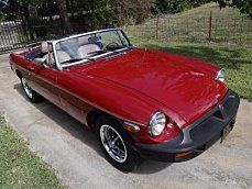 1980 MG MGB for sale 100926565
