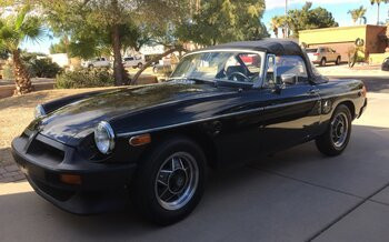 1980 MG MGB for sale 100947200