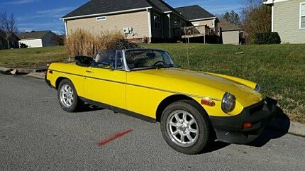 1980 MG MGB for sale 100951617