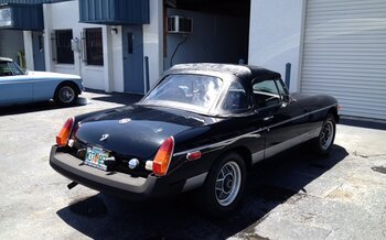 1980 MG MGB for sale 100956095