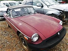 1980 MG MGB for sale 100982766