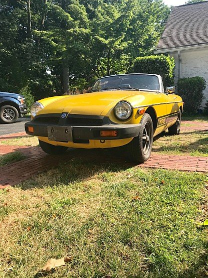 1980 MG MGB for sale 101003738