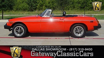 1980 MG MGB for sale 101008857
