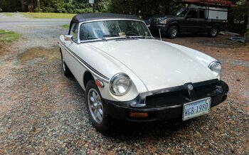 1980 MG MGB for sale 101013180
