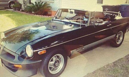 1980 MG MGB for sale 101023006
